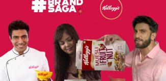 Kelloggs India advertising journey