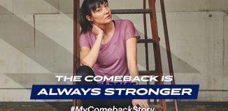 ASICS Comeback Stories