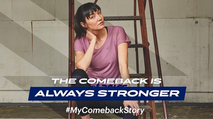 ASICS Comeback Stories