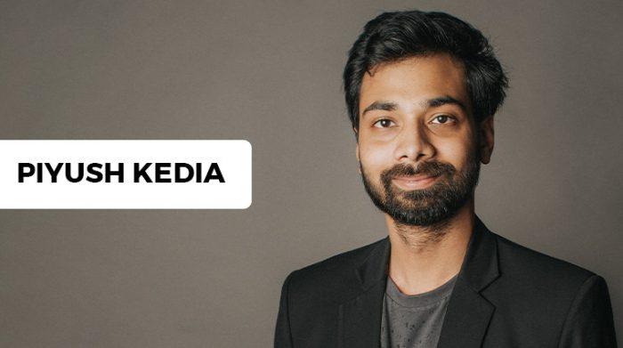 Piyush Kedia creative collaboration