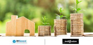 Rediffusion & SBI General Insurance
