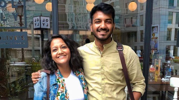 Jatin and Kanika