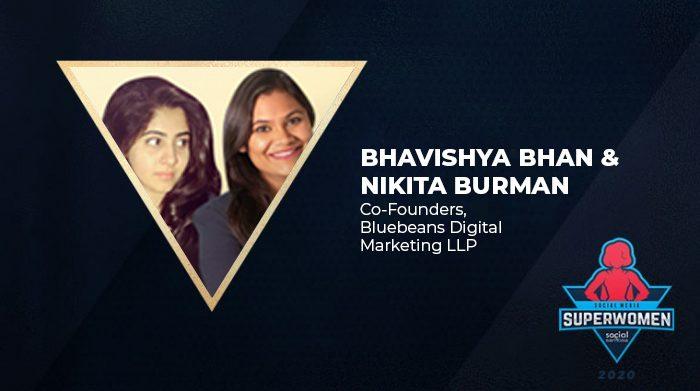 Superwomen 2020 Bhavishya Bhan Nikita Burman
