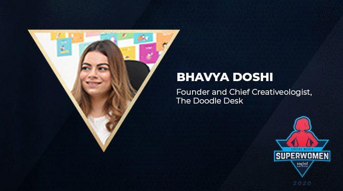 Superwomen 2020 Bhavya Doshi