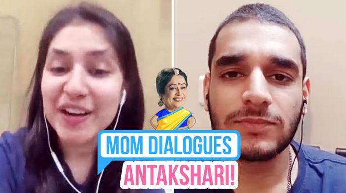 MTV Beats Mom Dialogues Antakshari