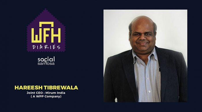 WFH Diaries Hareesh Tibrewala