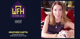 Heather Gupta WFH Diaries