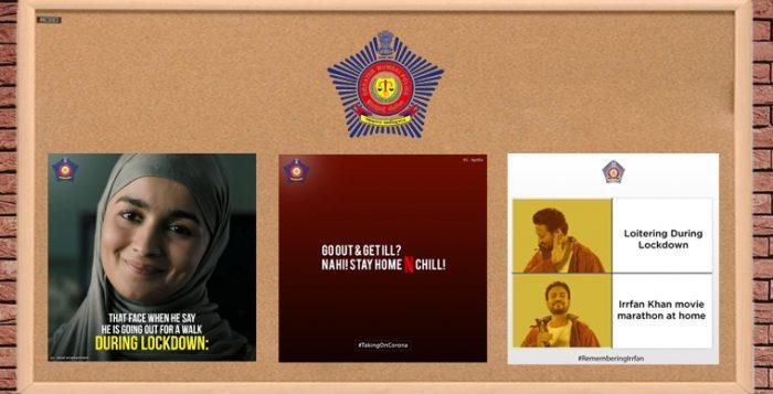 Mumbai Police Instagram