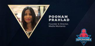 Superwomen 2020 Poonam Prahlad
