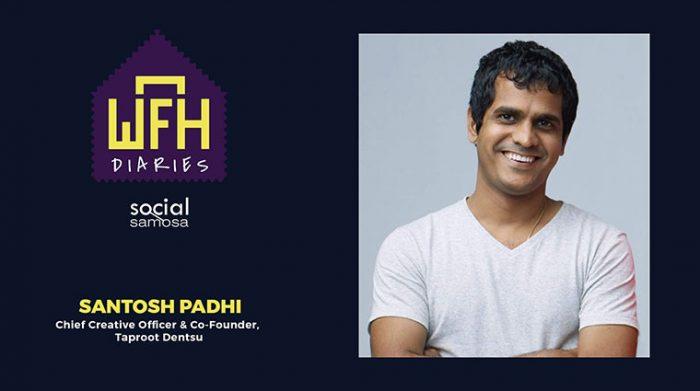 WFH Diaries Santosh Padhi