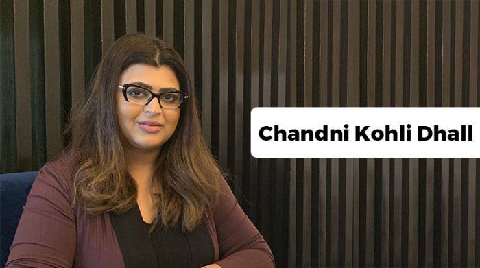 Chandni Kohli Dhall Perrier India