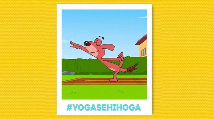Ministry of Ayush Yoga Day