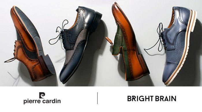 Bright Brain and Pierre Cardin India