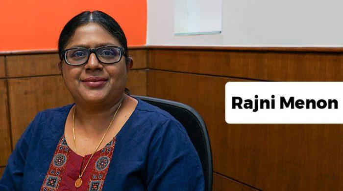 Rajni Menon DAN India