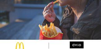 McDonald's India digital mandate