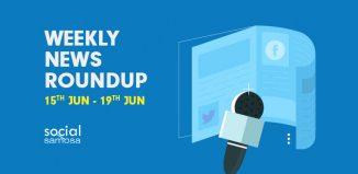Social media news roundup June Week 3