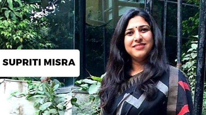 Supriti Misra on brand marketing