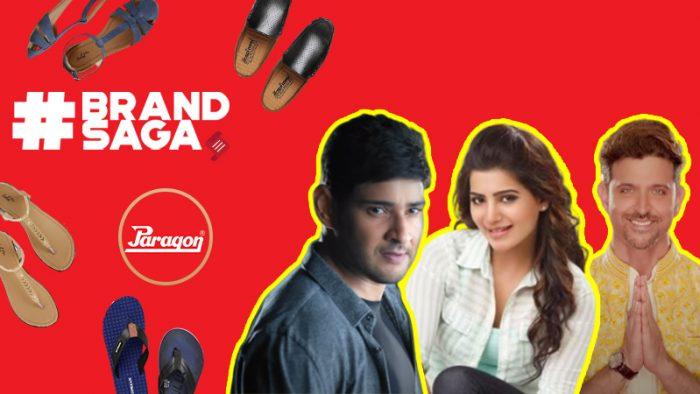 Paragon Footwear advertising journey