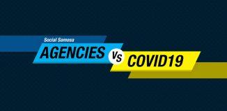 Agencies VS COVID-19