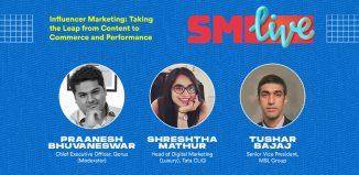 #SMLive on influencer marketing