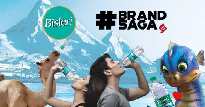 Bisleri advertising journey