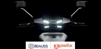 Pixelfox and Bgauss