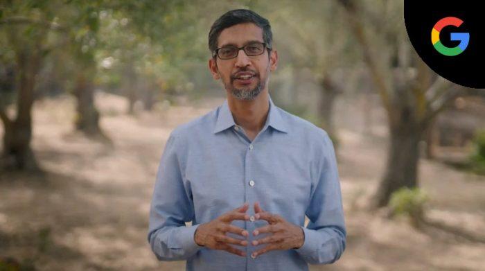 Sundar Pichai Google India