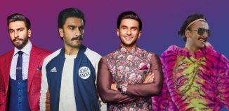 Ranveer Singh Campaigns