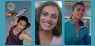 PV Sindhu Campaigns