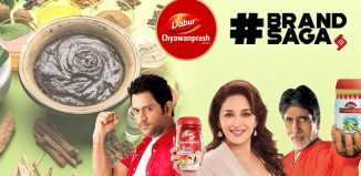 Dabur Chyawanprash advertising journey