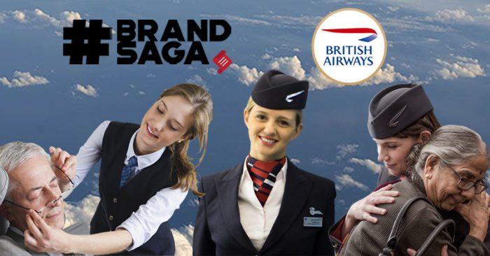British Airways India advertising journey