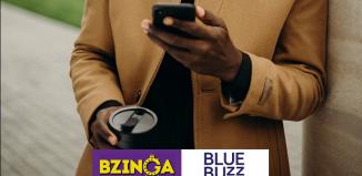 Bzinga Blue Buzz
