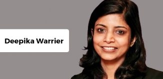 Deepika Warrier Diageo India