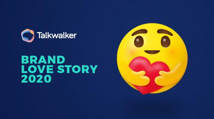 Talkwalker Brand Love