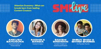 #SMLive 2020: Lessons from leading content creators in India