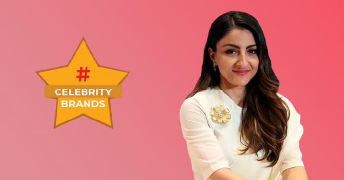 Celebrity Brands: Soha Ali Khan