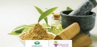 Cholayil & Grapes Digital