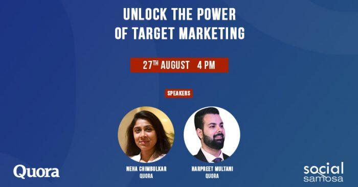 Target Marketing Webinar