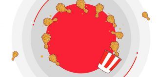 KFC India Fried Chicken Day Campaign