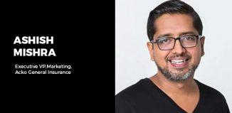 Ashish Mishra Acko General Insurance