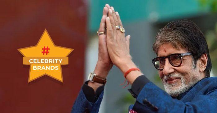 Amitabh Bachchan social media strategy Celebrity brands