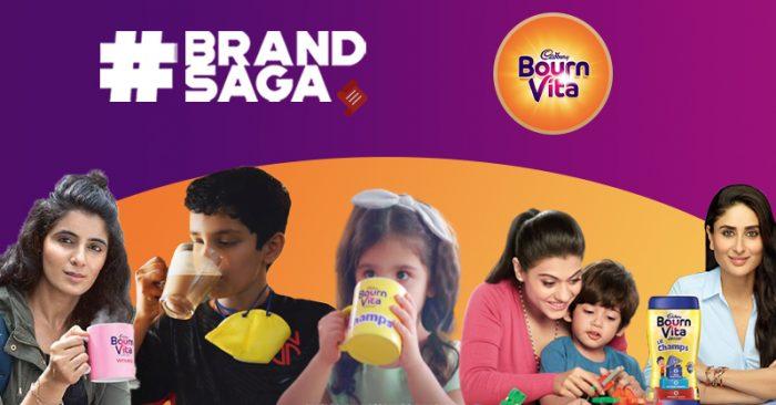 Cadbury Bournvita advertising journey