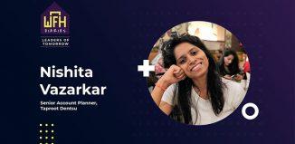 Nishita Vazarkar WFH Diaries