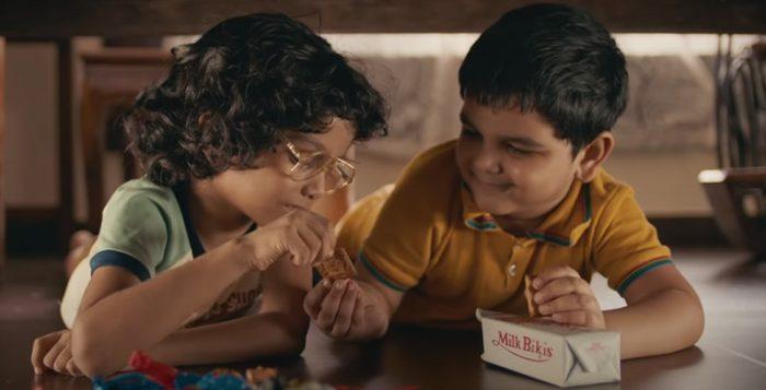 Milk Bikis & You campaign