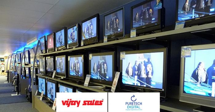 Vijay Sales & Puretech Digital