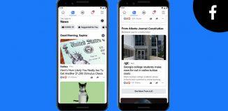 Facebook news subscriptions