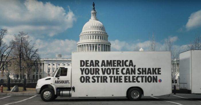 Absolut vote