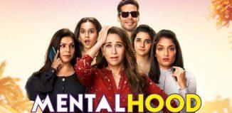 AltBalaji Mentalhood poster