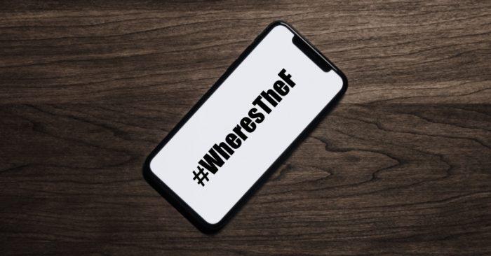 Flipkart #WheresTheF campaign