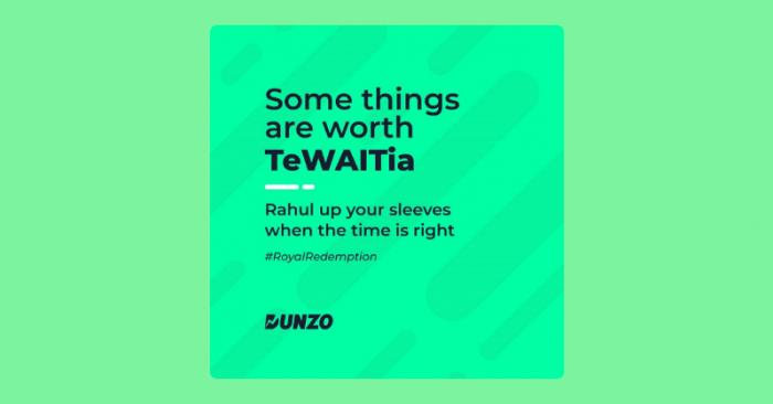 Rahul Tewatia brand creatives